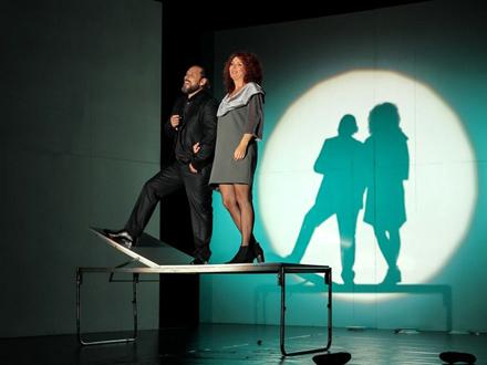 Predstavu je režirao Nenad Todorović FOTO: Promo