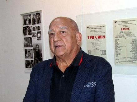 Svojim ulogama uvek i bez izuzetka, davao svoj lični pečat FOTO: D. Ristić/OK Radio