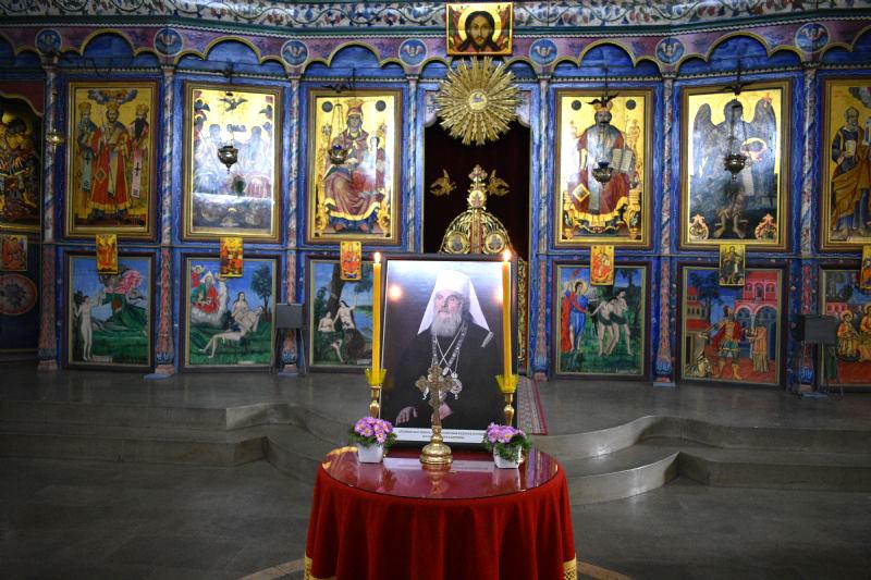 Pomen u Sabornom hramu Svete Trojice u Vranju FOTO: Eparhija vranjska