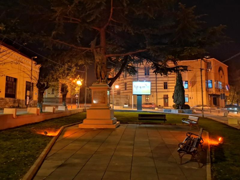 Vid borbe protiv nasilja nad ženskom populacijom FOTO: vranje.org.rs