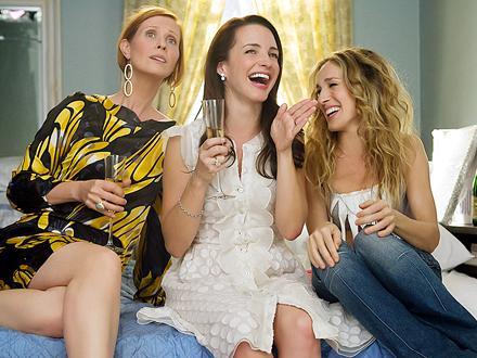Keri, Miranda i Šarlot vraćaju se u Njujork FOTO: Promo