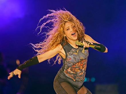 akira je jedna od najpopularnijih pevačica iz Latinske Amerike svih vremena