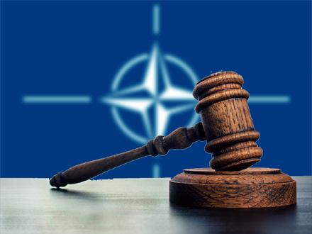 Tužena strana biće Severnoatlanski pakt - NATO FOTO: Getty Images/OK Radio