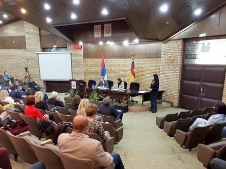 Sednica će biti održana u velikoj sali Skupštine grada FOTO: vranje.org.rs