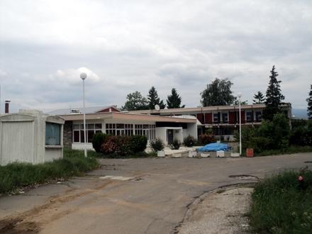 Motel trenutno služi kao prihvatni centar za migrante FOTO: S. Tasić/OK Radio