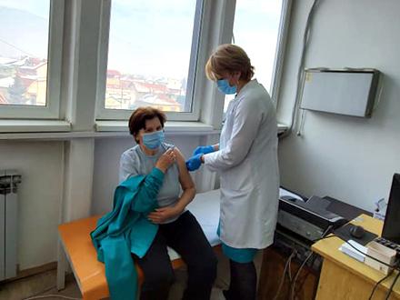 Dogovorena dinamika vakcinacije FOTO: vranje.org.rs