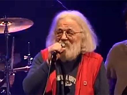 Čutura, legenda jugoslovenskog rokenrola FOTO: YouTube screenshot