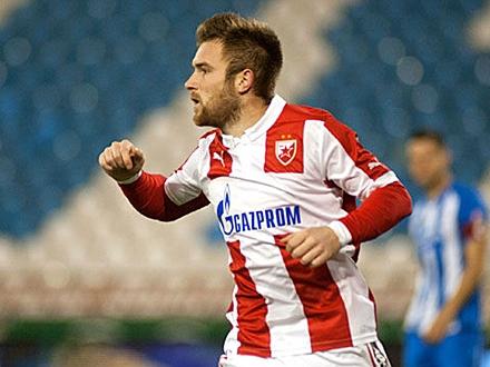Katai dugo bio van stroja FOTO: FK Crvena zvezda