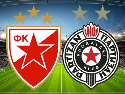 Partizan dolazi Zvezdi u goste FOTO: OK Radio