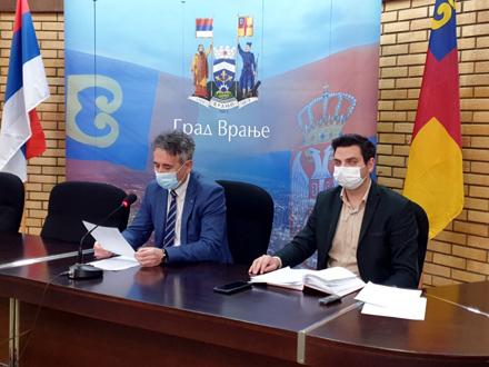 Formiraju se stručno-operativni timovi FOTO: vranje.org.rs