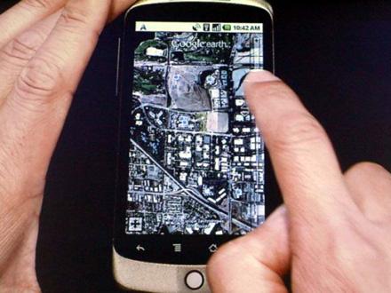 24 miliona satelitskih slika FOTO: EPA