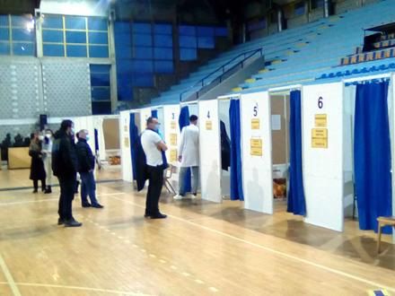 Ukupno je do sada vakcinisano 37.250 osoba FOTO: D. Ristić/OK Radio
