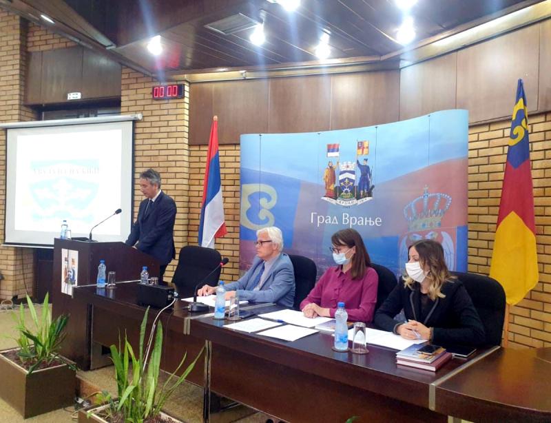 Usvojena i izmena članova pojedinih školskih odbora FOTO: vranje.org.rs