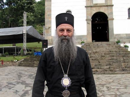 Patrijarh srpski Porfirije FOTO: D. Ristić/OK Radio