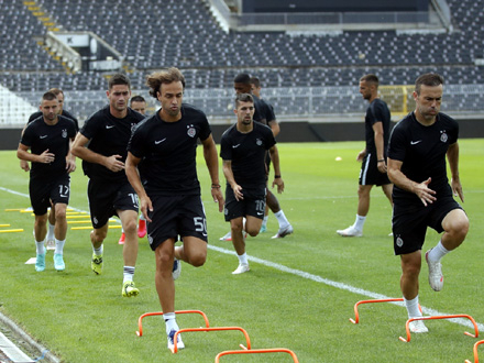 FOTO: FK Partizan
