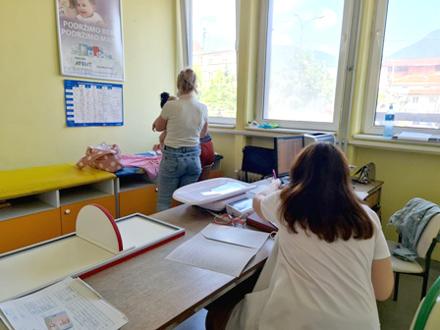 Vakcina se prvo preporučuje deci koja boluju od hroničnih bolesti FOTO: ZC Vranje