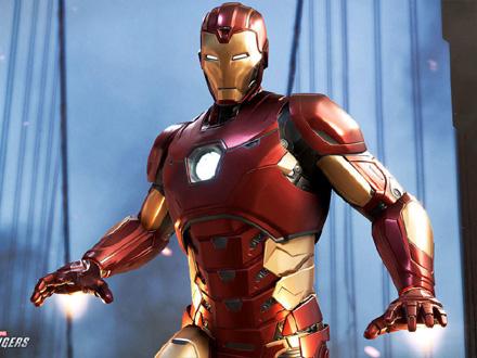 'Iron Man' FOTO: Marvel