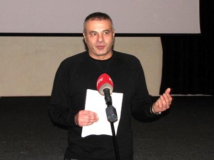 Slađan Stojanović Frenki FOTO: D. Ristić/OK Radio
