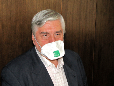 """Lokdaun ne bi došao u obzir"" FOTO: D. Ristić/OK Radio"