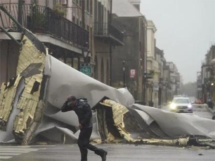 Nju Orleans ostao je bez struje FOTO: AP