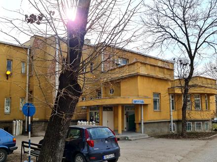Kovid bolnica 2 FOTO: ZC Vranje