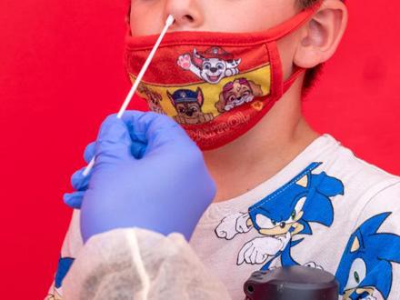 Četvoro dece upućene na Odeljenje pedijatrije FOTO: Getty Images