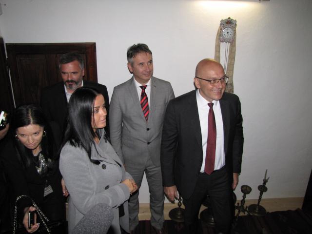 Otvaranje obnovljene Muzej-kuće Bore Stankovića