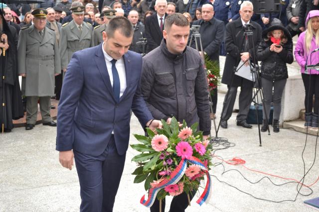 Počast oslobodiocima Vranja 2019.