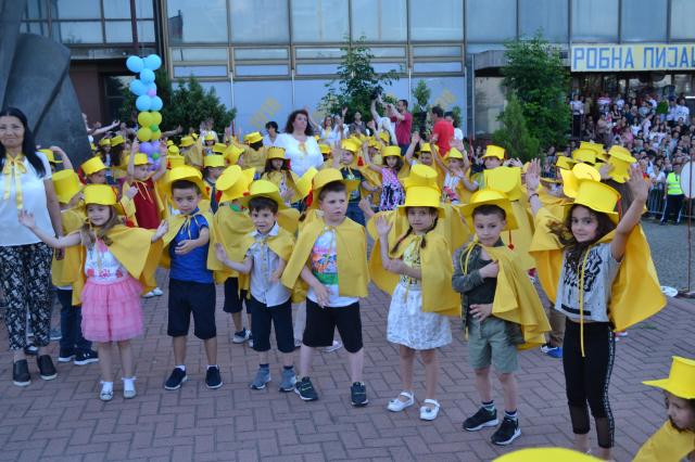 Defile predškolaca Dečji dani 2019