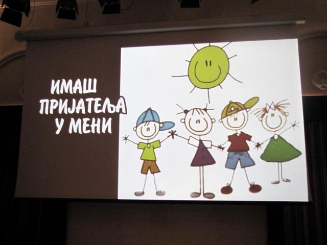 Dečja nedelja 2019 Priredba predškolaca