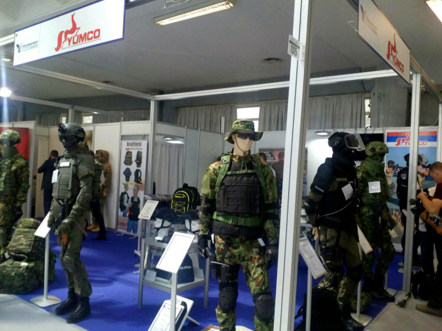 Jumko na Sajmu naoružanja i opreme Partner 2019