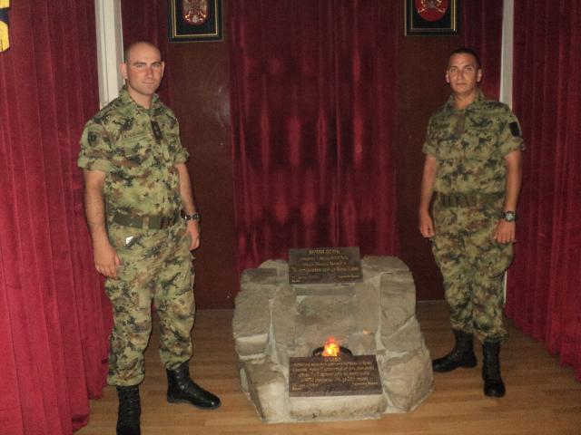 Spomen soba 4. brigade KOV