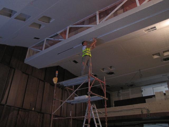 Treća faza rekonstrukcije Pozorišta