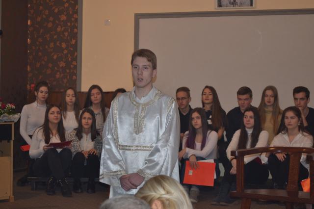 Gimnazijalci proslavili Svetog Savu