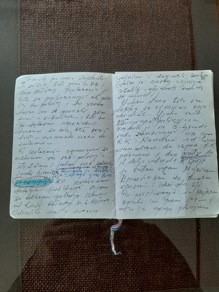 Dnevnik Dimčevski Košare