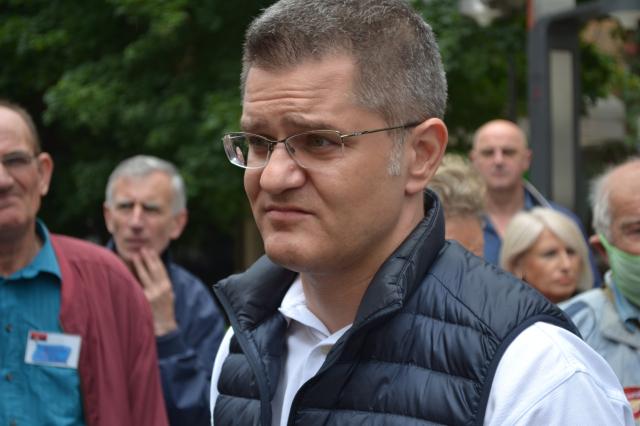 Vuk Jeremić u Vranju