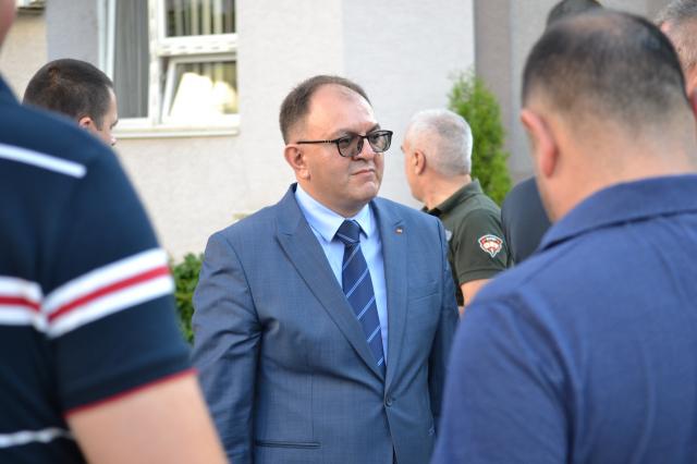 Dačić u Vranju - Izborna konvencija SPS-JS