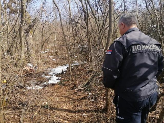 Pronađeno telo Lazara Ljubisavljevića