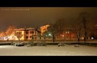 Vranje noću (autor fotografija Ivica Jovanović)