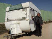 Život u kamp prikolici na Koridoru 10