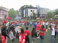 Slavlje osmaka Vukove škole