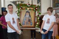 Litijski prenos moštiju Prepodobnog Justina Ćelijskog i Vranjskog