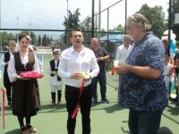 Teniski tereni Vladičin Han