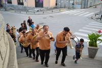 Memorijal Bakije Bakića-defile i prijem u Skupštini Grada