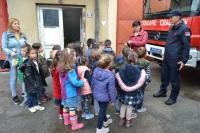 Dan zaštite od požara, edukacija predškolaca
