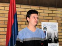 Prijem za studente iz Holandije, Belgije i Albanije