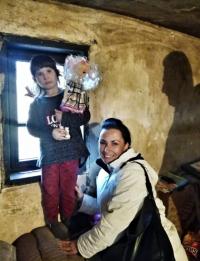 Frouzen iz Barajeva, mala Tijana