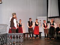 Festival Vranjska gradska pesma 2020, prvo veče