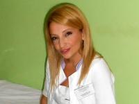 Jasmina Ristic, glavna medicinska sestra ZC Vranje