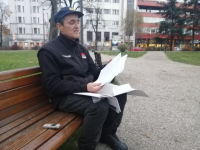 Ivan Sekulić, veteran PJP
